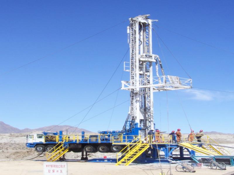 煤層氣生產井施工