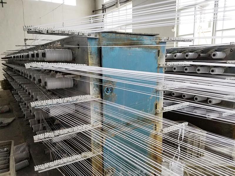 如何控制編織袋扁絲的拉伸強度