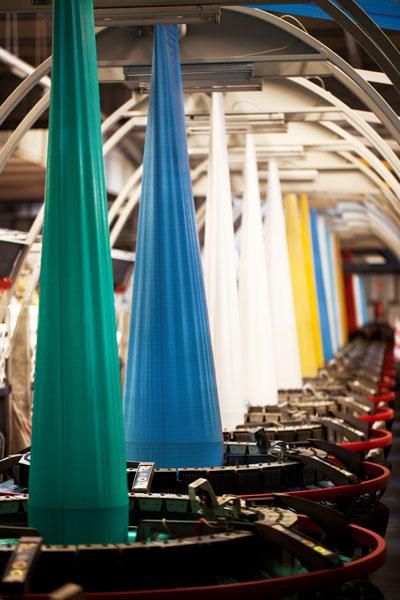 編織袋廠教你怎樣從外觀選擇塑料編織袋