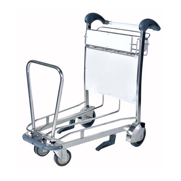 坡道电梯行李手推车