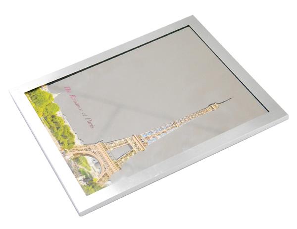 桌面鋁框鏡子