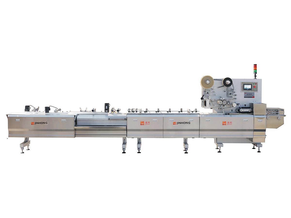 JH-Z1230/1231全自動理料/托盒枕式包裝機