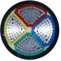 6、(阻燃)铝芯聚氯乙烯绝缘聚氯乙烯护套电力电缆