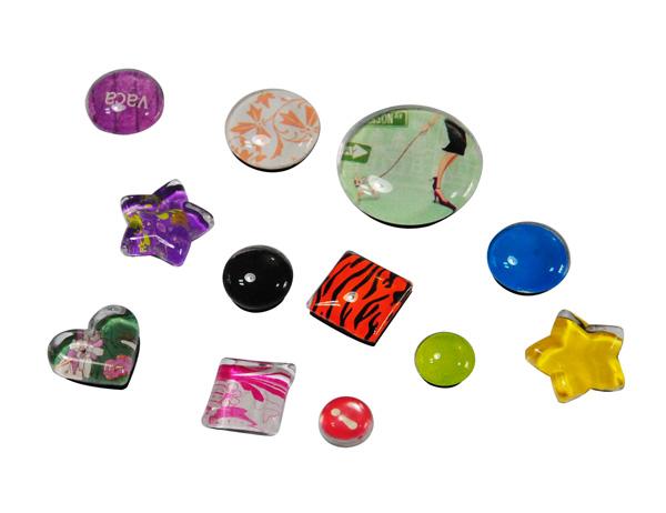 散裝玻璃磁鐵