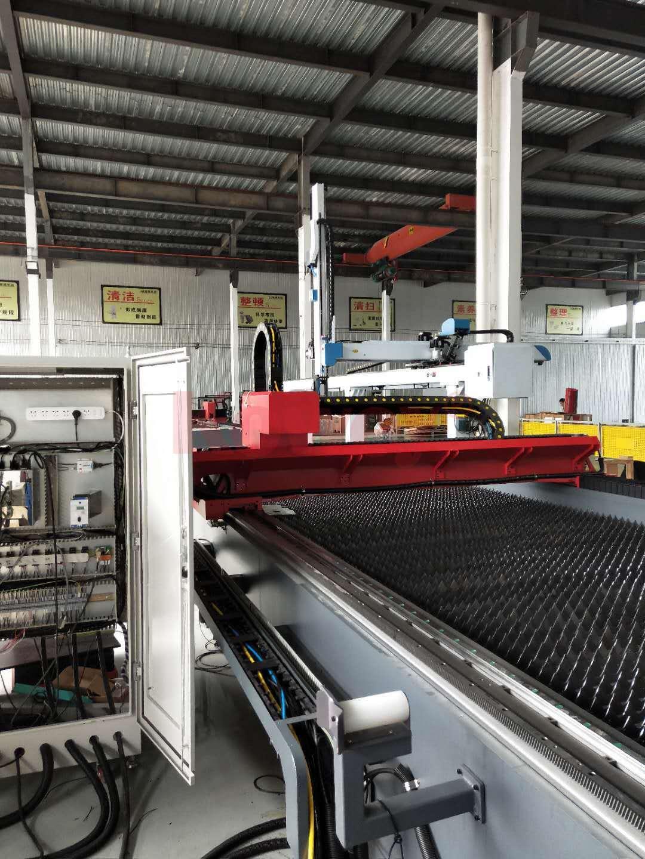 非标生产自动化-激光机上下料机械手-组装机械手-直角坐标机械手