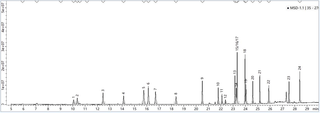 固定污染源废气 挥发性有机物的测定