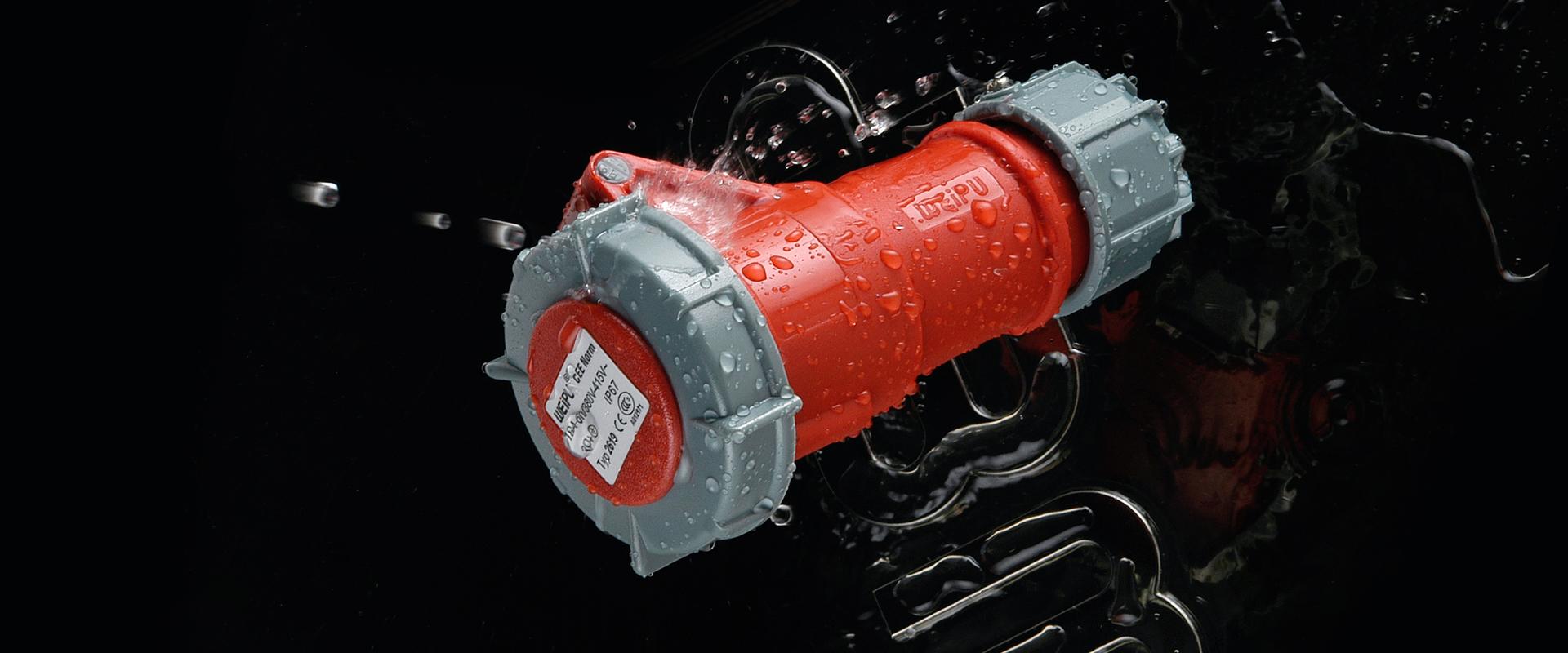 TYP工業防水插