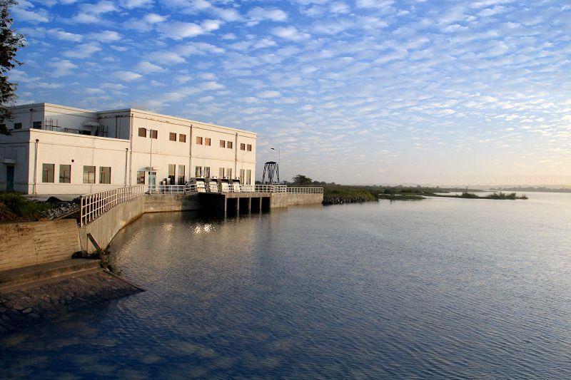 加纳凯蓬供水扩建工程