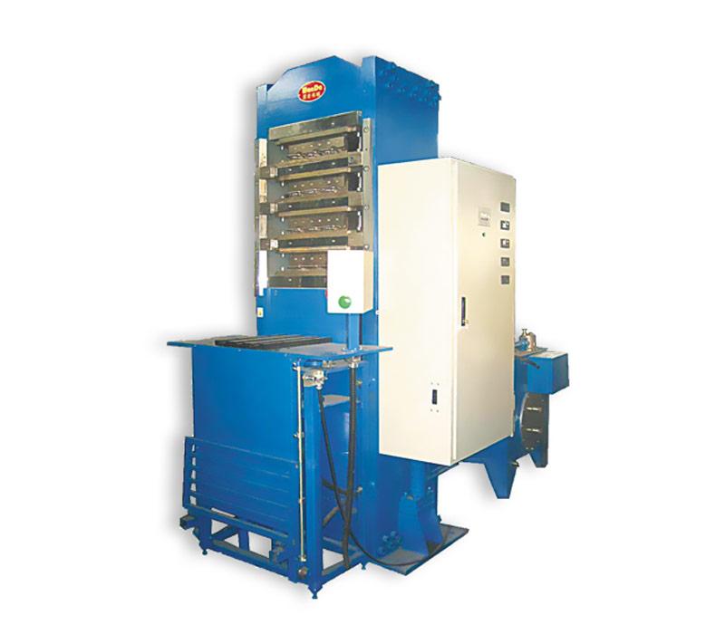 JF644M-四层热压机