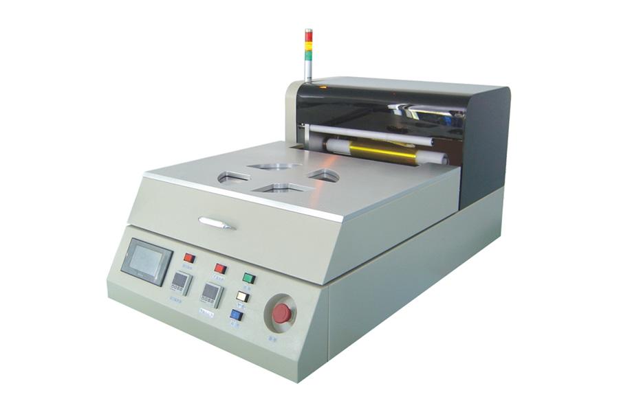 AM-640-半自動減薄貼膜機