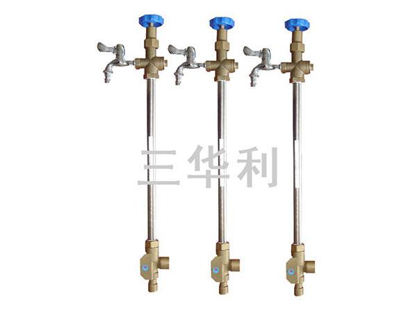 自來水立管防凍栓 SH20*1200-1