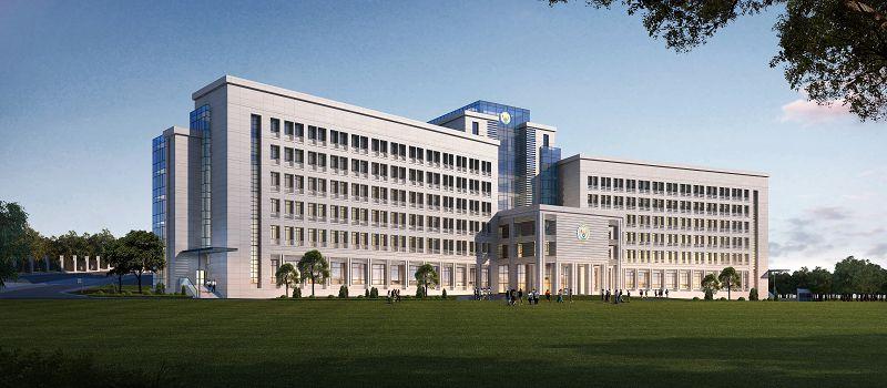 援卢旺达政府综合办公楼