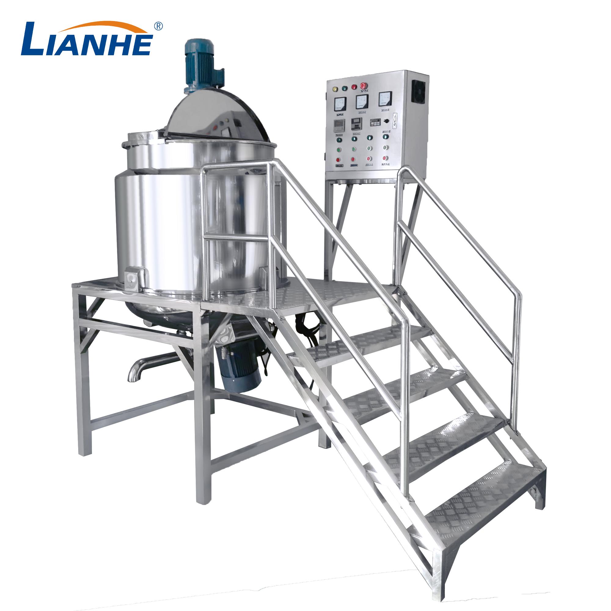 PMC-500L液洗搅拌锅
