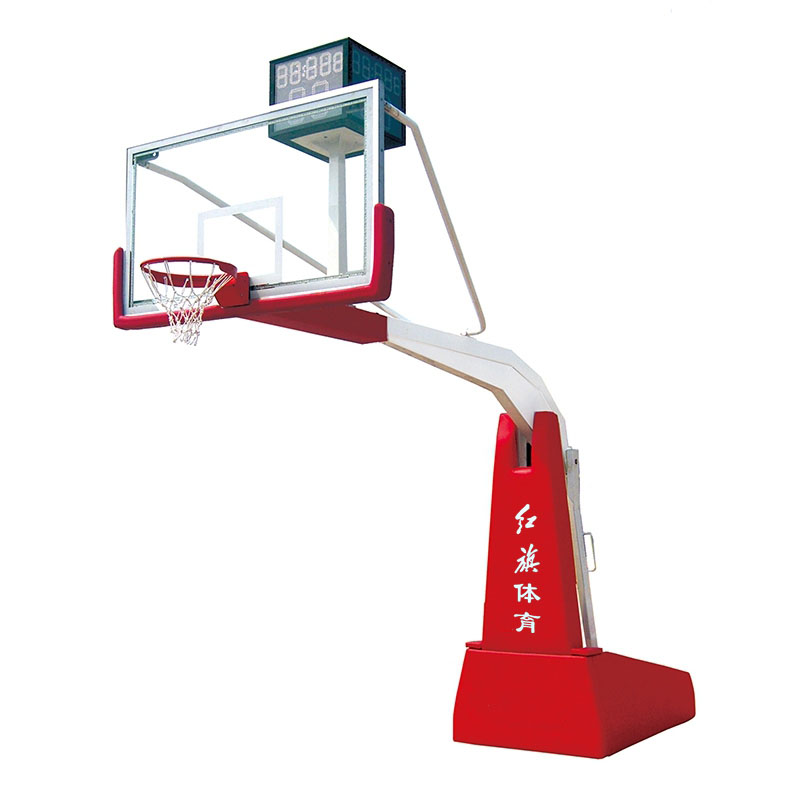 HQ-1000A 高級比賽彈性平衡籃球架