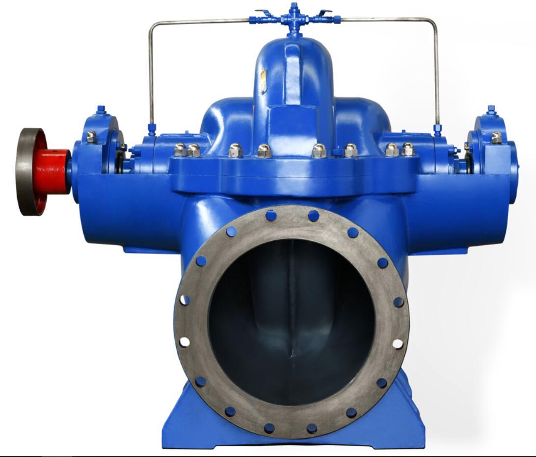 MS单级双吸离心泵