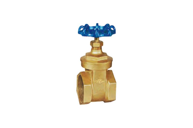 黃銅閘閥Z15W-16T(美制)