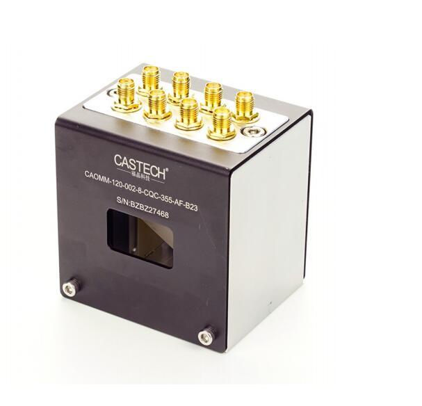 Acousto-Optic Multi-Channel Modulators