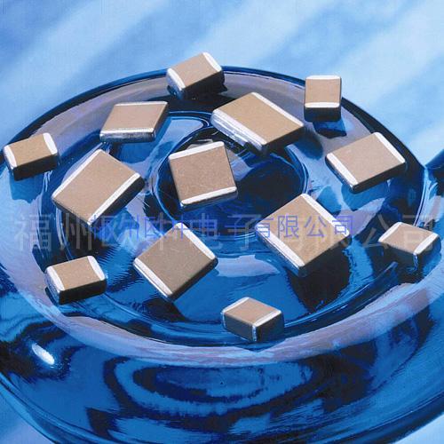 貼片多層陶瓷電容器