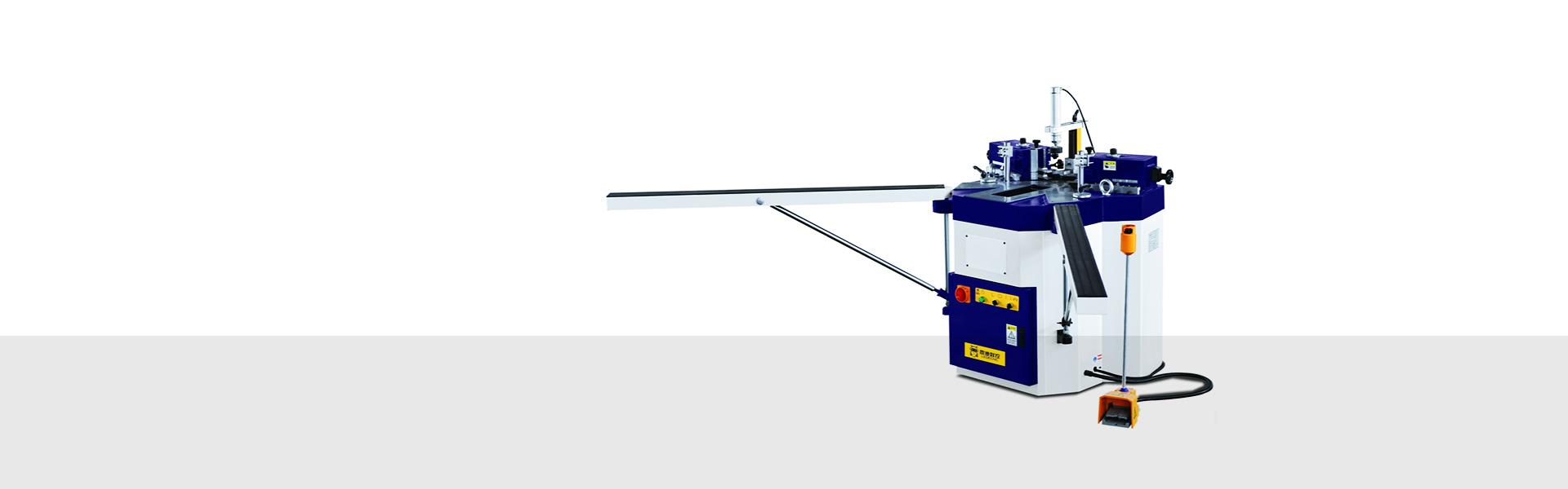 氣動組角機 Spinel 160
