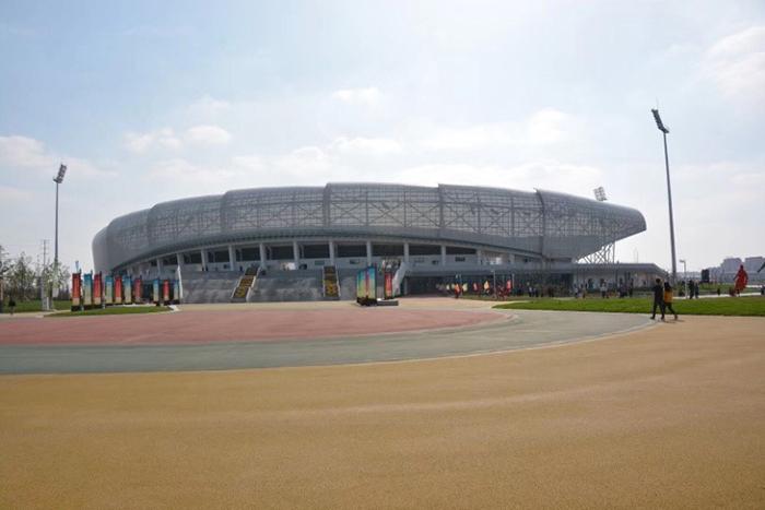 寶應體育中心 (江蘇)
