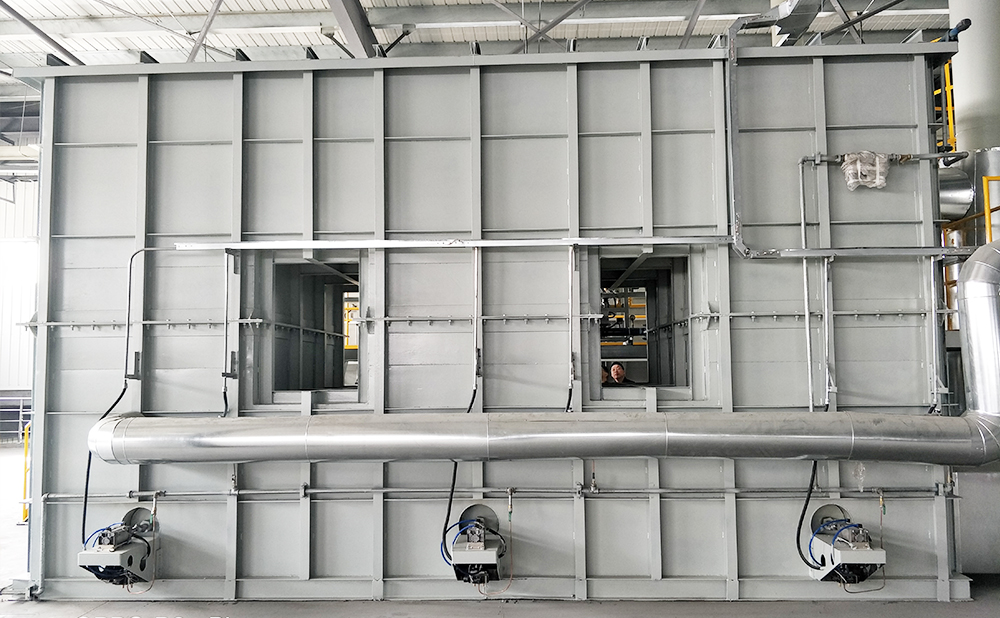 天津銀隀汽車廢氣處理設備(轉輪+rto)