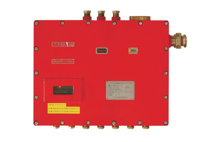 KJJ660-礦用隔爆兼本安型以太網交換機