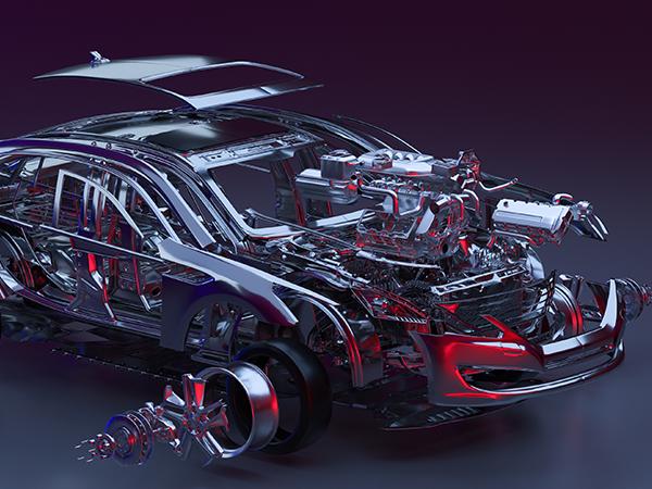 汽車零部件發展史