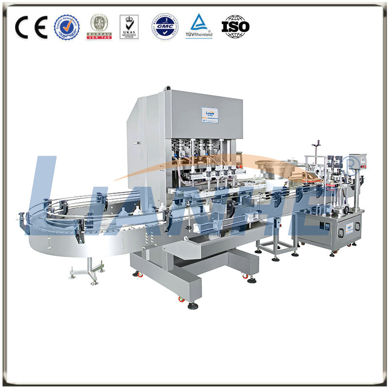 Rotary Automatic Filling Line