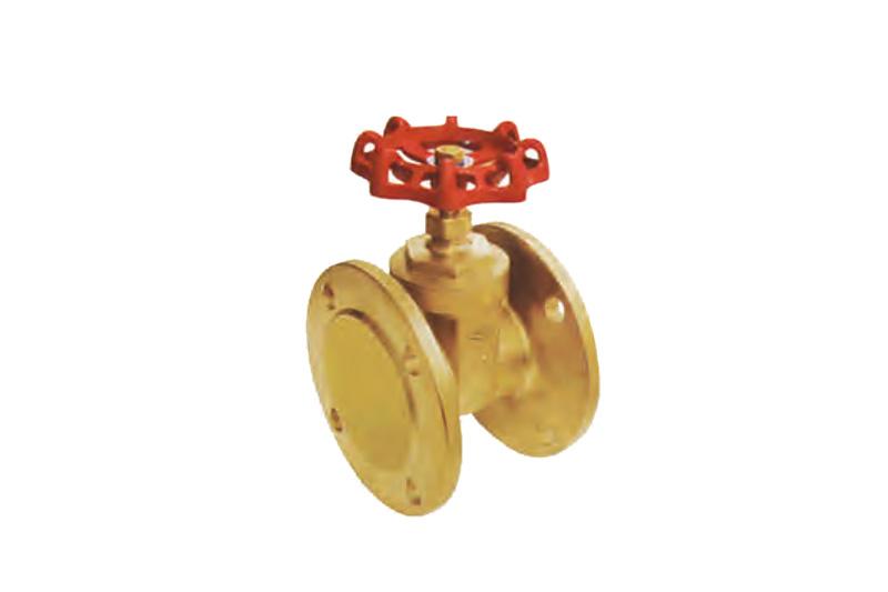 黃銅法蘭閘閥 Z45W-16T