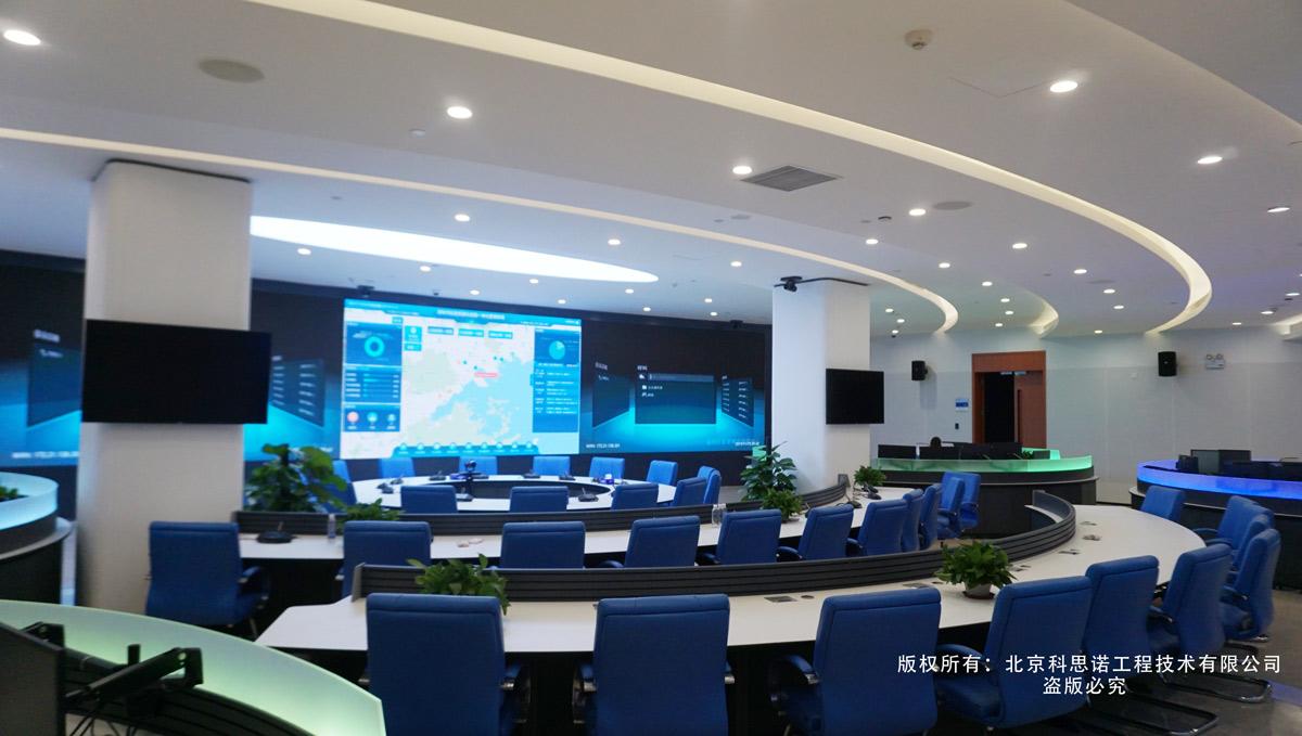 广东省某市区级智慧城市项目