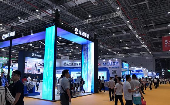 中国泵阀网应邀参加第八届上海国际泵阀展览会
