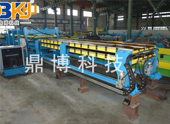 聚氨酯PU復合板生產線