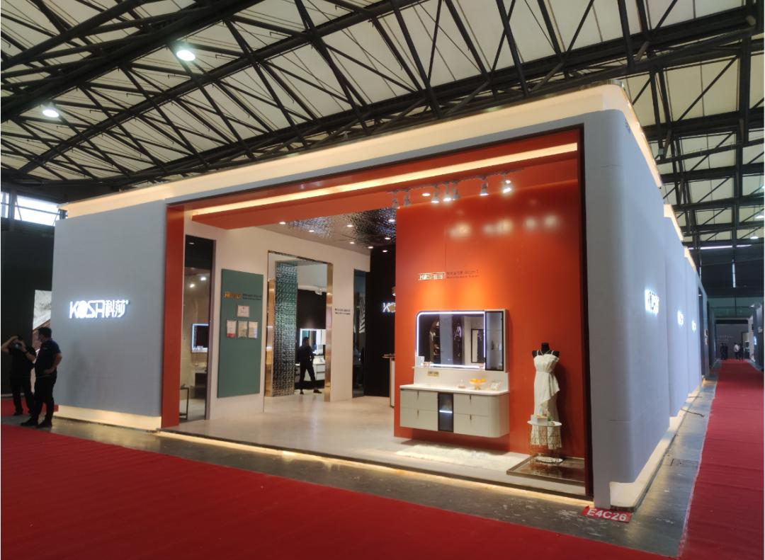 KBC 科莎衛浴|閃耀2021上海國際廚衛展
