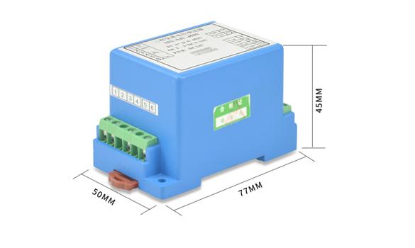 HD-T13V交流電壓變送器