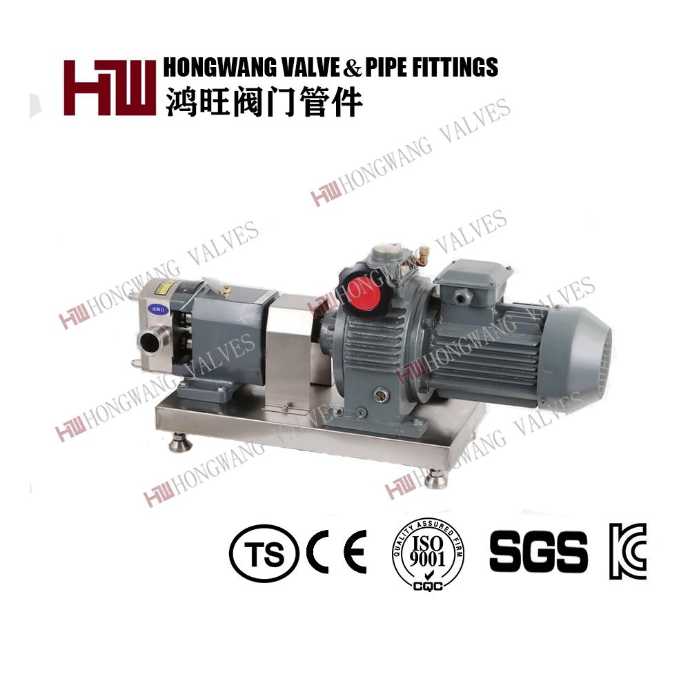 衛生輸送轉子泵