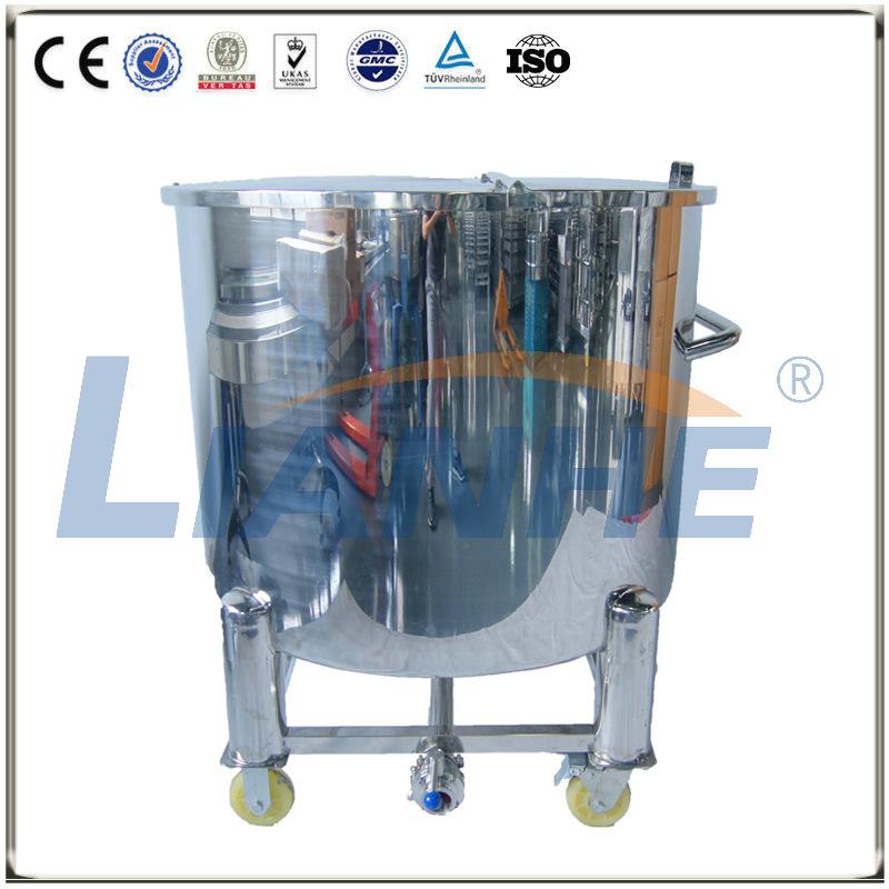500L Movable Open Storage Tank