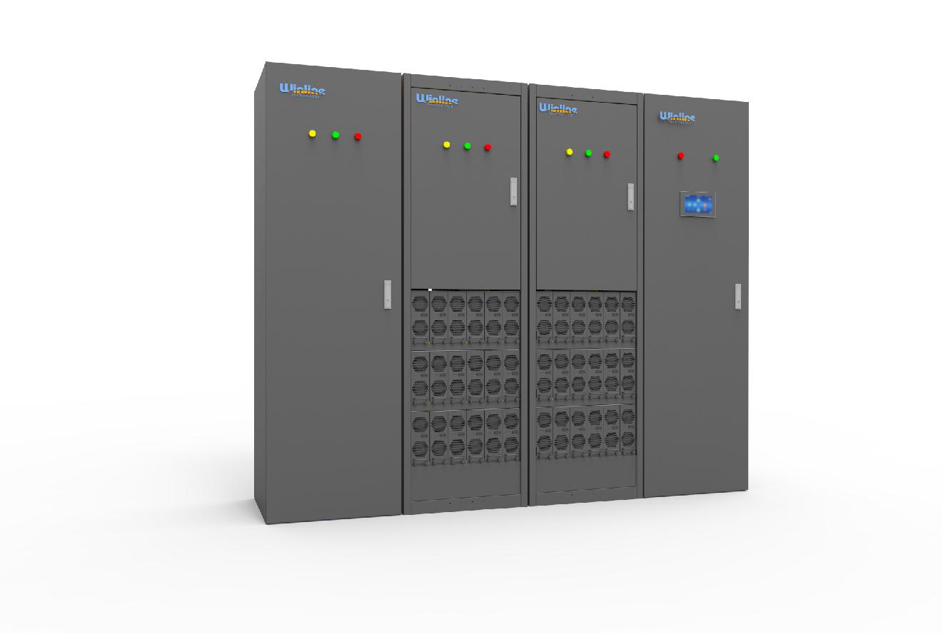HVDC分立式電源系統