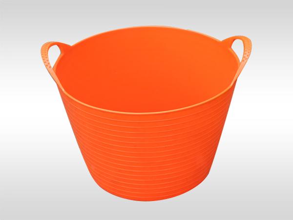 12L園林桶/花園桶/塑料桶/PE桶/洗衣桶/家用塑料水桶/洗車桶