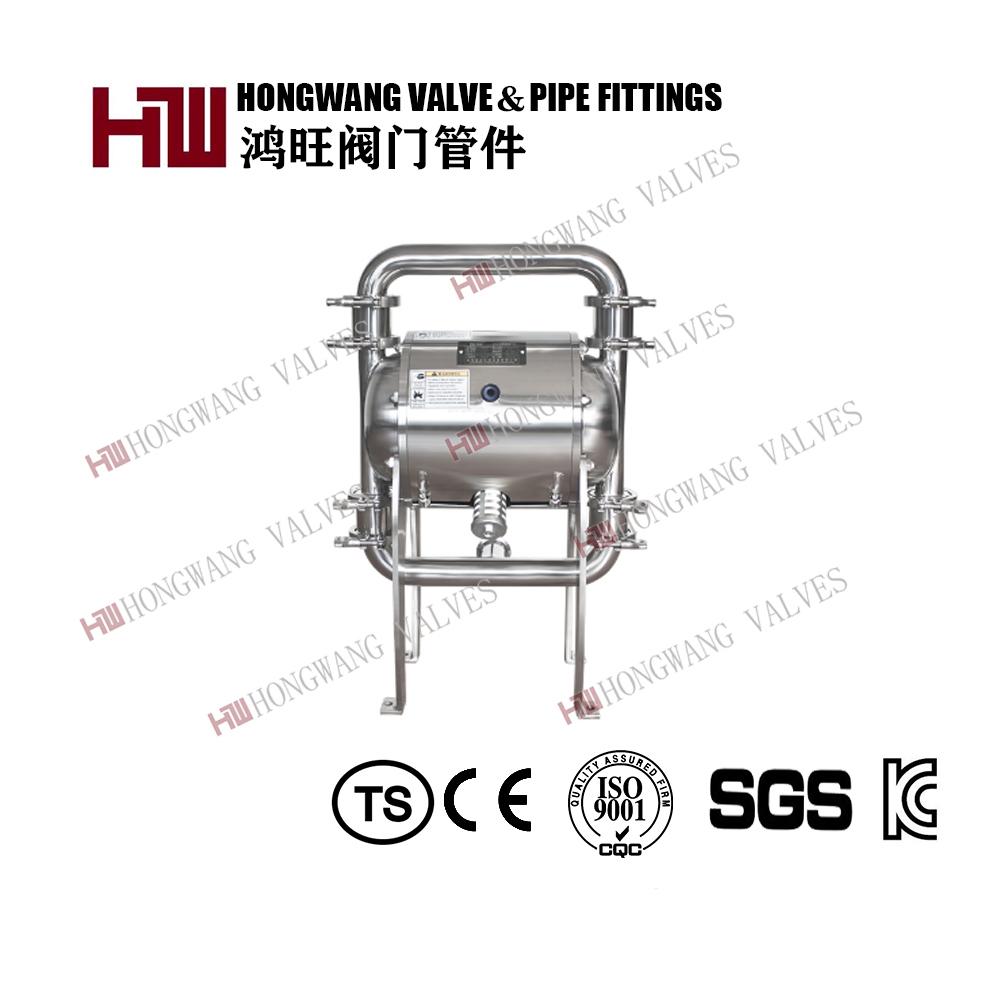 氣動隔膜泵-衛生級
