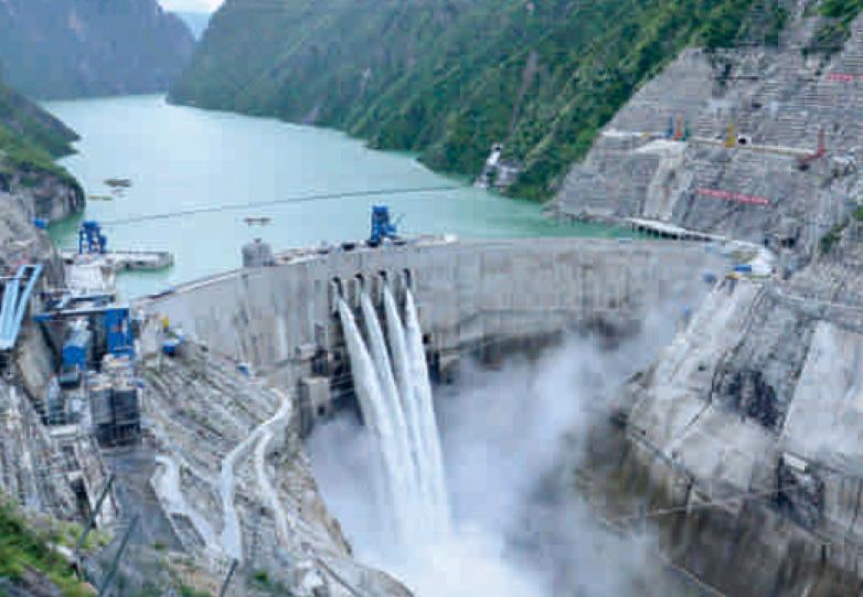 九龍峽水電站