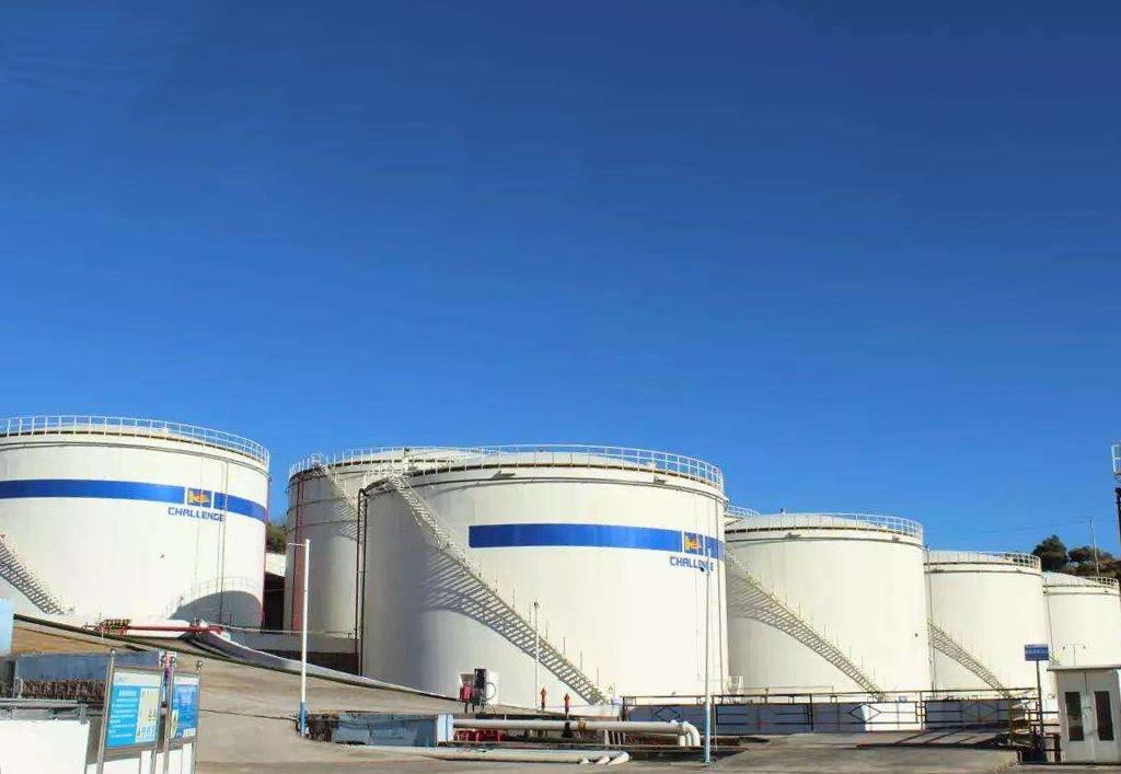 中石油內蒙古八拜油庫