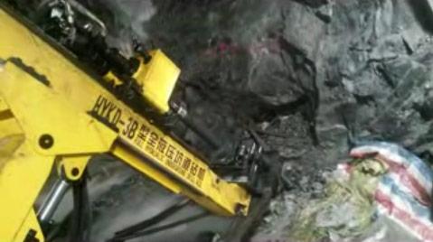 我公司HYKD-3B型全液压坑道钻机再创佳绩