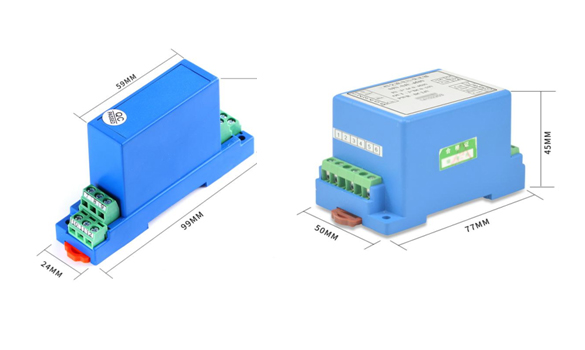 HD-D2U交流電壓變送器