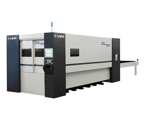 Lynx系列光纤激光切割机