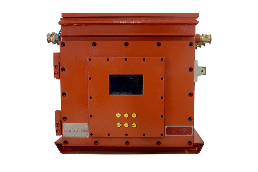 KJK660礦用隔爆兼本安型光纖測溫控制柜1