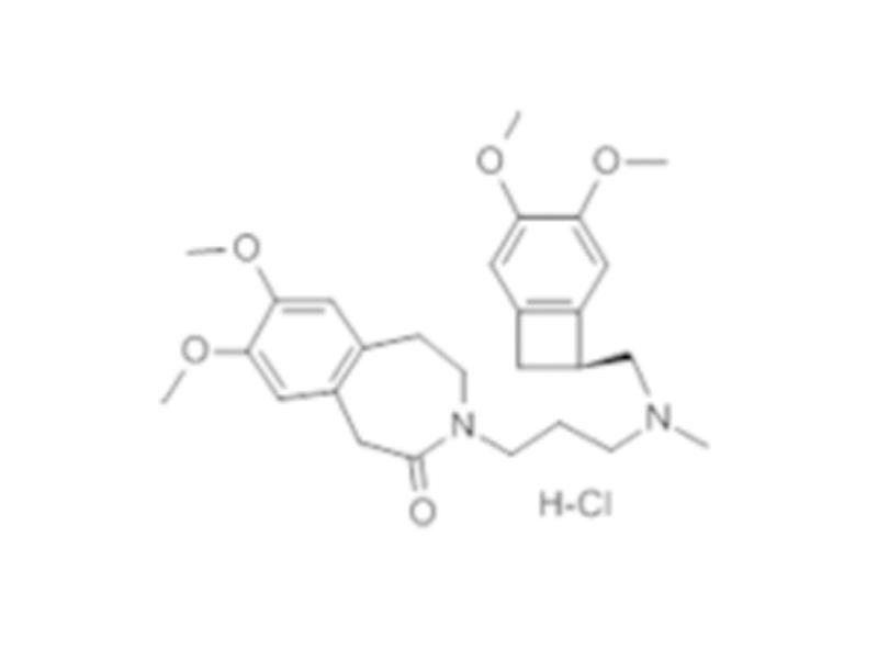 心腦血管系統用藥 伊伐布雷定鹽酸鹽 148849-67-6