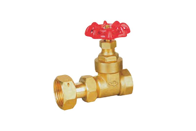 黃銅水表閘閥 Z15W-16T