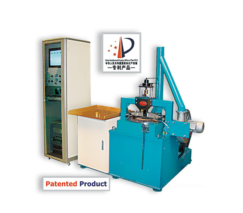 JF151E-變速變壓摩擦材料試驗機