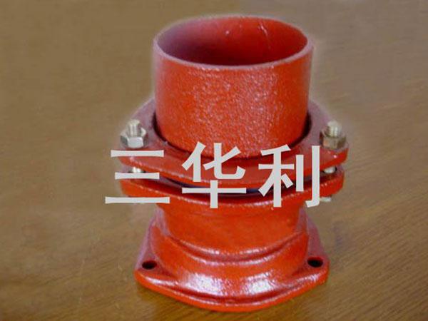 B型柔性鑄鐵法蘭管件