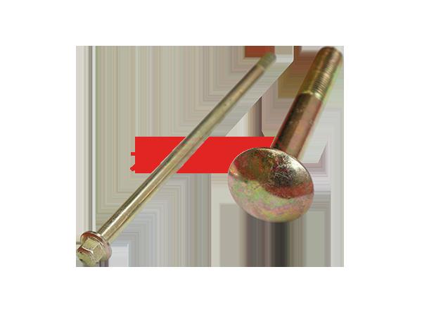 马车螺栓+法兰面螺栓